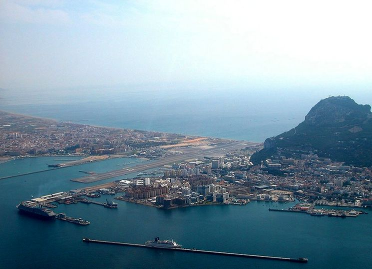 Аэропорт North Front Gibraltar